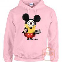 Mickey Minions Parody Hoodie