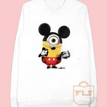 Mickey Minions Parody Sweatshirt