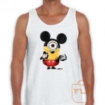 Mickey Minions Parody Tank Top