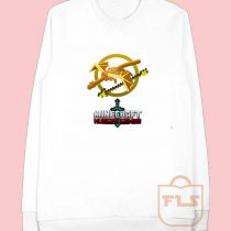 Minecraft Hunger Games Sweatshirt