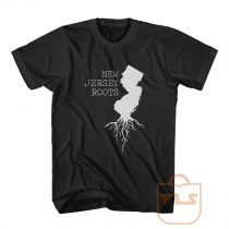 New Jersey Roots T Shirt