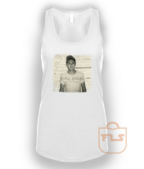 Niall Horan This Town Tank Top