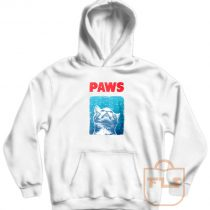 Paws Commedy Pullover Hoodie