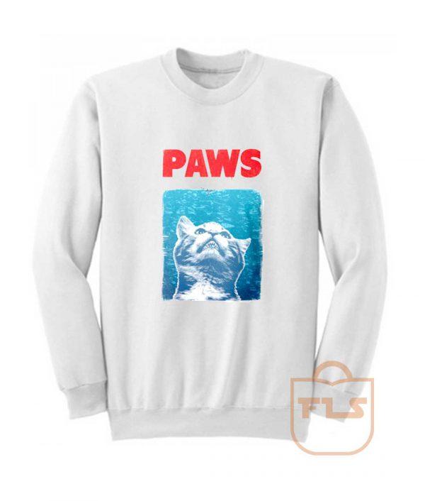 Paws Commedy Sweatshirt
