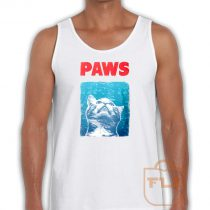 Paws Commedy Tank Top
