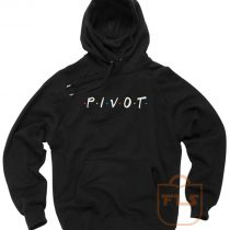 Pivot Friends Comedy Hoodie