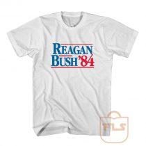Reagan Bush 84 T Shirt Men Women