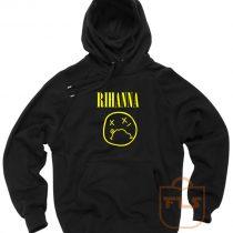 Rihanna X Nirvana Hoodie