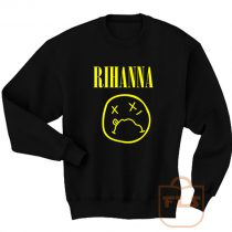 Rihanna X Nirvana Sweatshirt