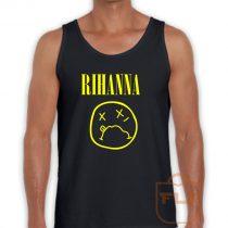 Rihanna X Nirvana Tank Top