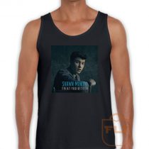 Shawn Mendes Treat You Better Tank Top