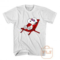 Snoopy Grateful Dead T Shirt