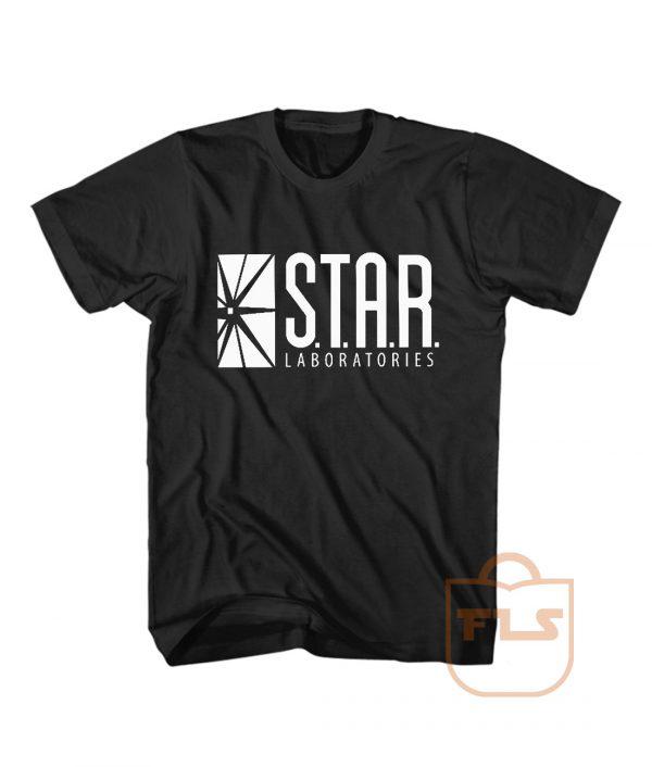 Star Laboratories Labs T Shirt Men Women