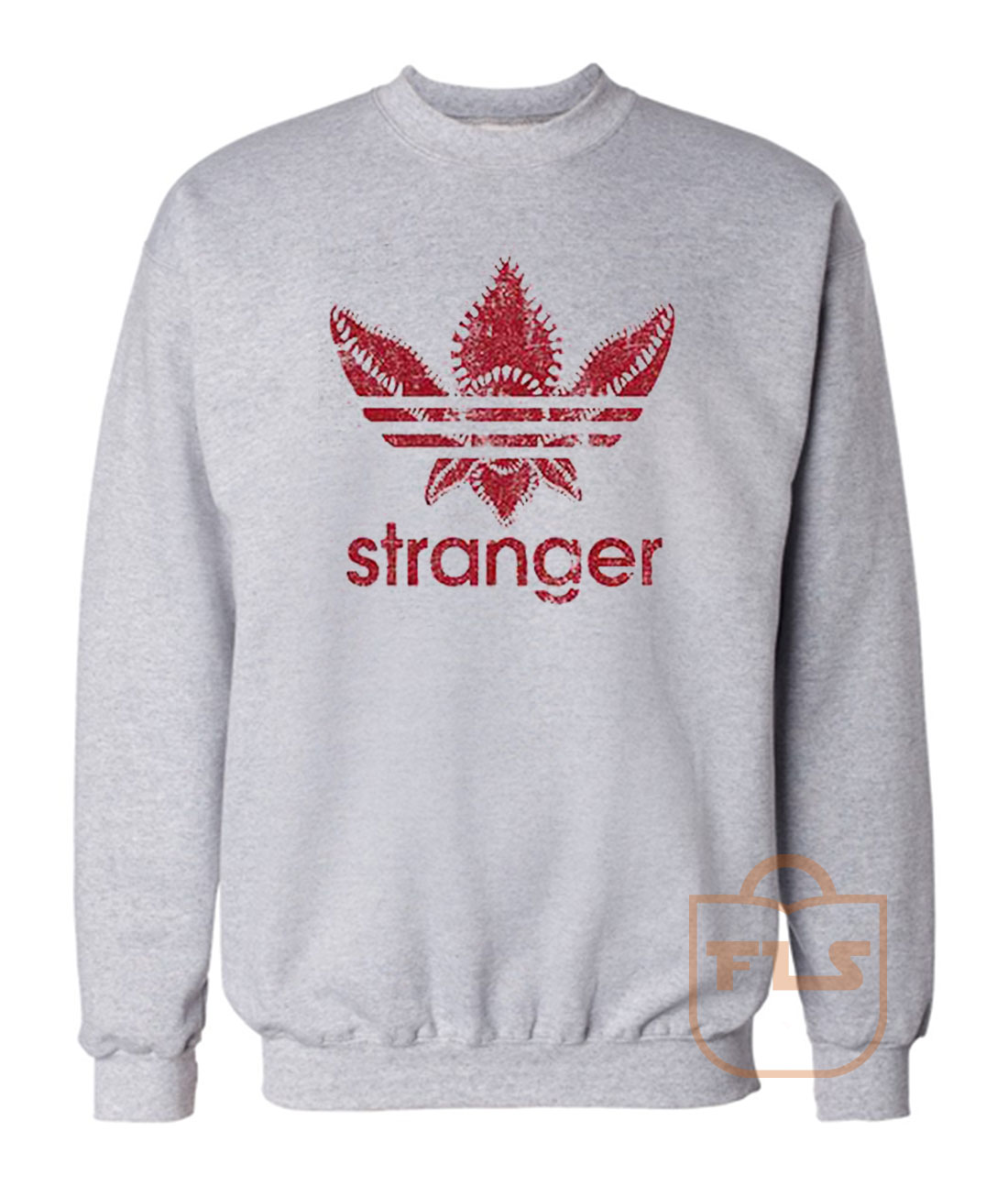 Stranger Things Adidas Sweatshirt Ferolos Com