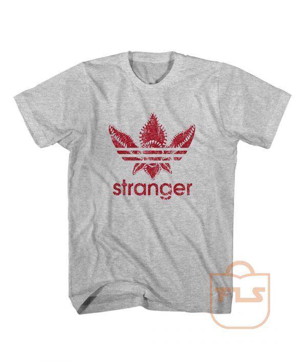 Stranger Things Adidas T Shirt