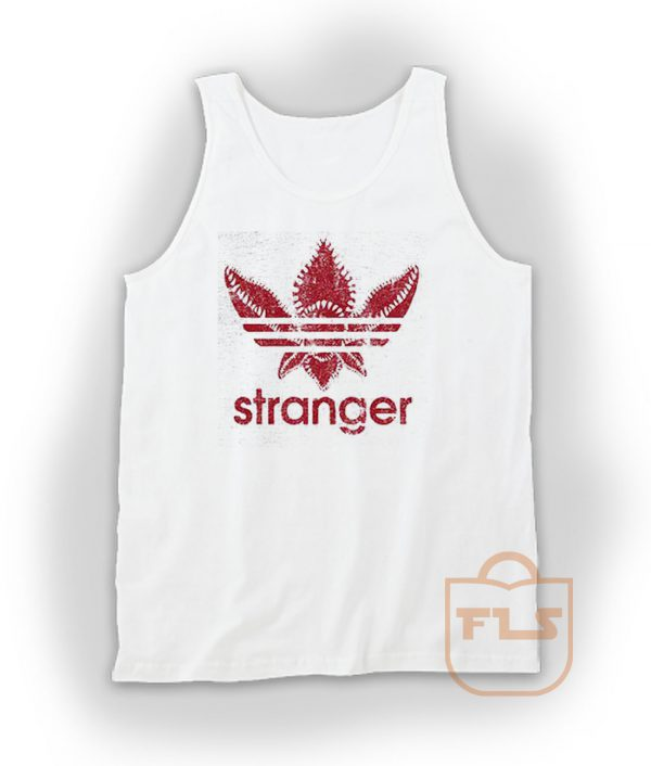Stranger Things Adidas Tank Top