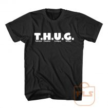 THUG Talented Hustler Unique Gifted T Shirt