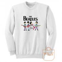 The Beatles Cute Sweatshirt