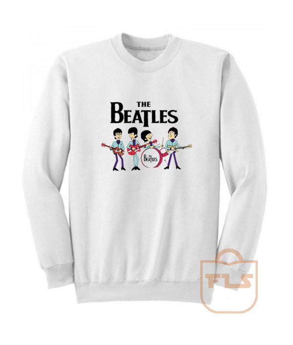 The Beatles Cute Sweatshirt