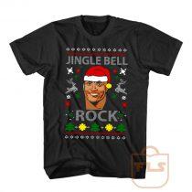 The Rock Jingle Bell Ugly Christmas T Shirt Men Women