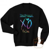 The Weeknd XO Drake Sweatshirt