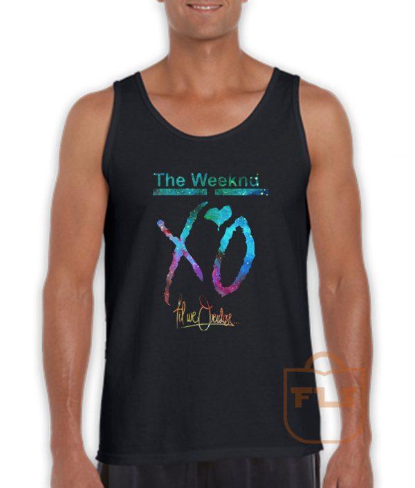 The Weeknd XO Drake Tank Top