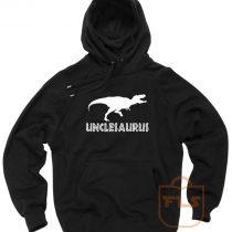 Unclesaurus Dinosaur Comedy Hoodie