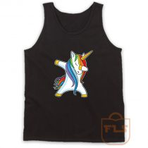 Unicorn Dab Tank Top