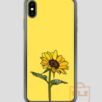 Aesthetic-Sunflower-iPhone-Case