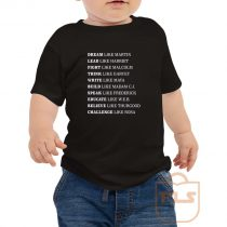 Black Lives Matter History Toddler T Shirt