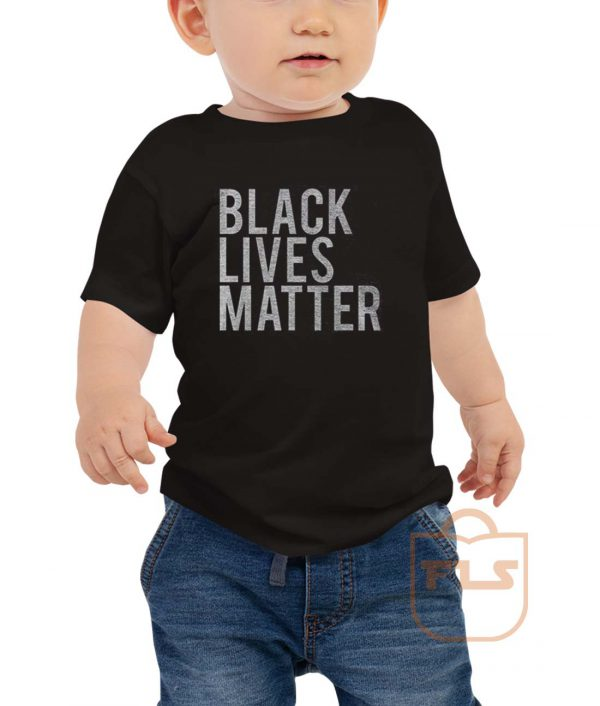Black Lives Matter Toddler T Shirt