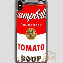 Campbellis Condensed Tomato Soup iPhone Case