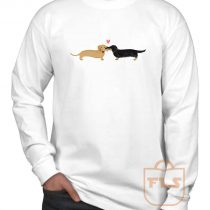 Dachshunds Dog Love Long Sleeve Shirt