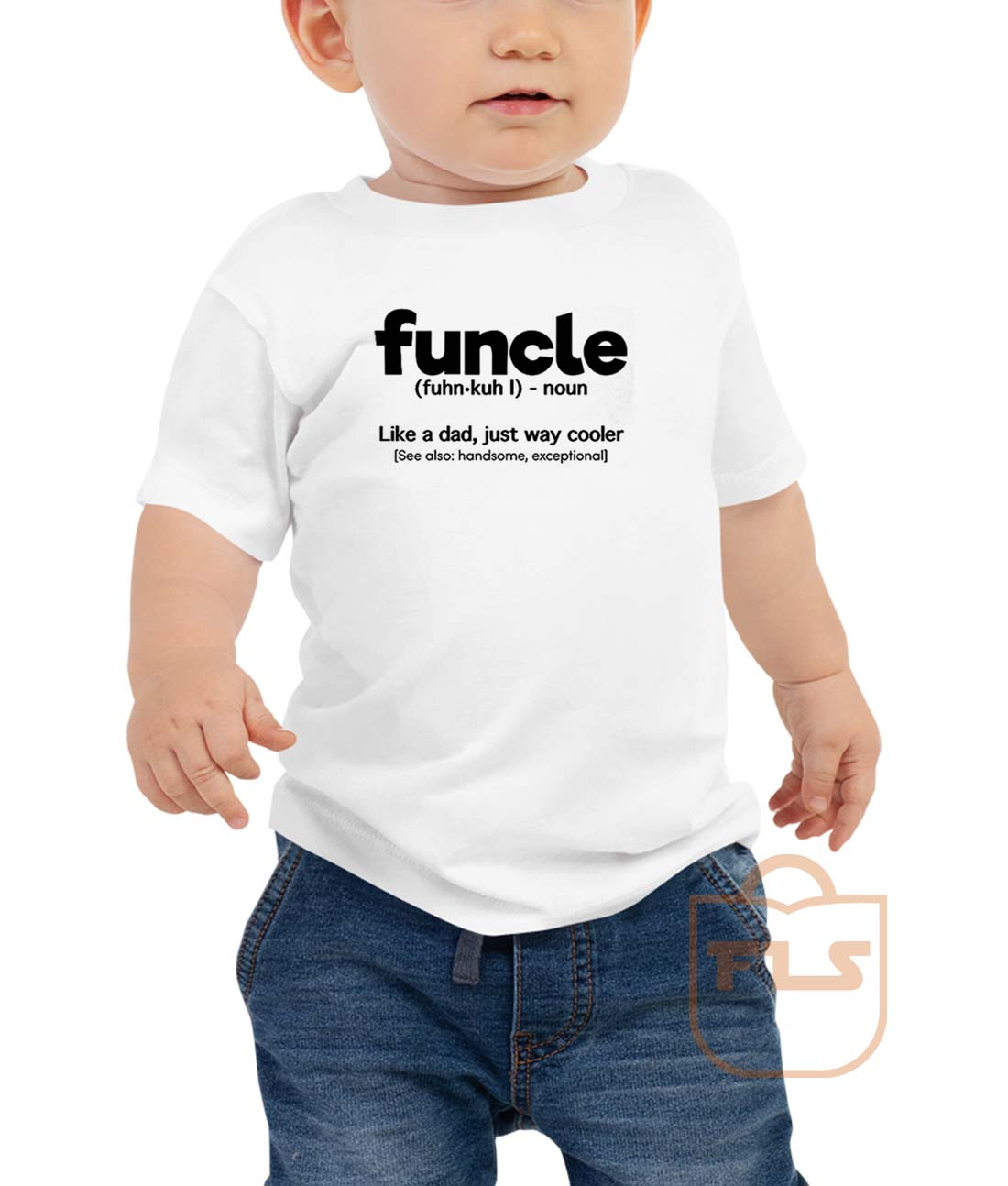 a55324ad7 Funcle Definition Toddler T Shirt - Ferolos.com