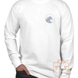 Giant Wave Pocket Long Sleeve Shirt