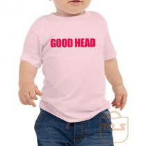 Good Head Toddler T Shirt