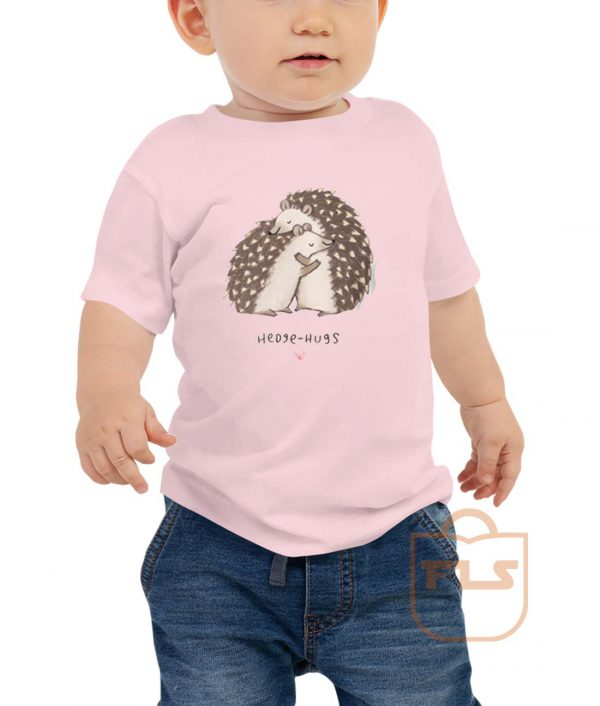 Hedge Hugs Valentine Gift Toddler T Shirt