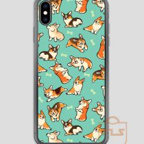 Jolly Corgis Cute iPhone Case