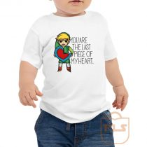 Legend Of Zelda The Last Piece Toddler T Shirt