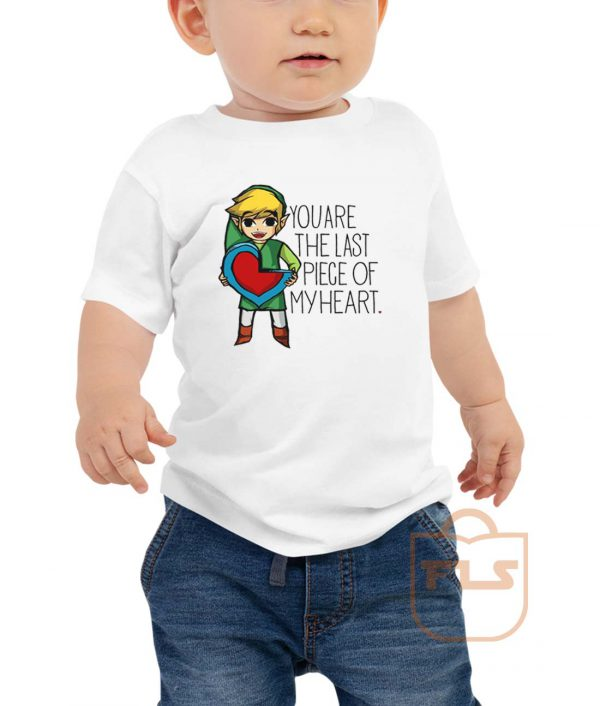 Legend Of Zelda The Last Piece Toddler T Shirt