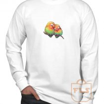 Lovebirds Long Sleeve Shirt