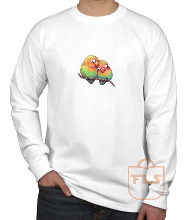 Lovebirds Long Sleeve Shirt