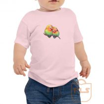Lovebirds Toddler T Shirt