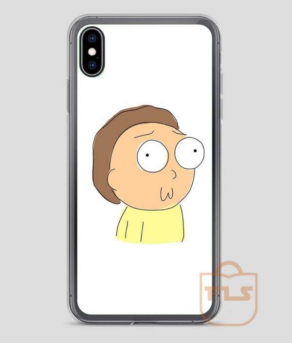 Morty-Funny-iPhone-Case