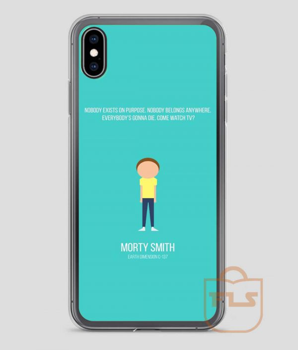 Morty-Smith-iPhone-Case