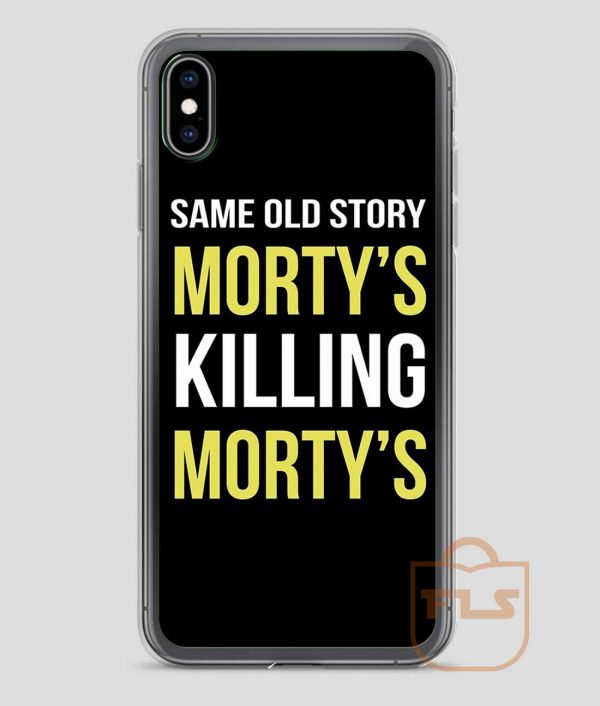 Mortys-Killing-Mortys-iPhone-Case