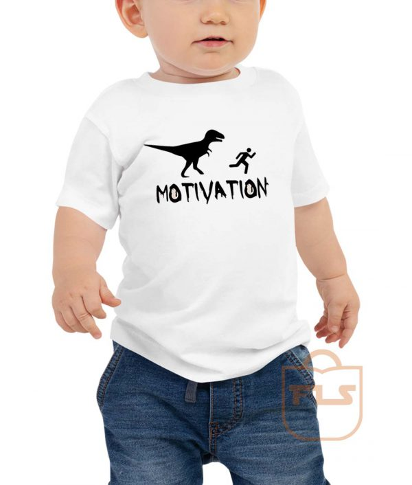 Motivation Dinosaur Parody Toddler T Shirt