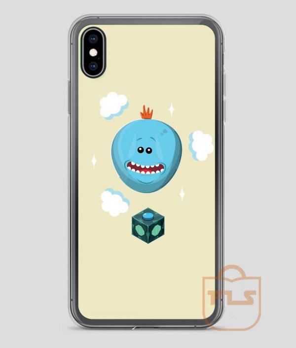 Mr-Meeseeks-iPhone-Case