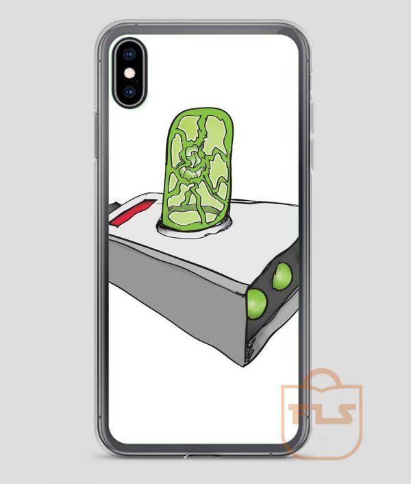 Portal Gun Rick & Morty iPhone Case