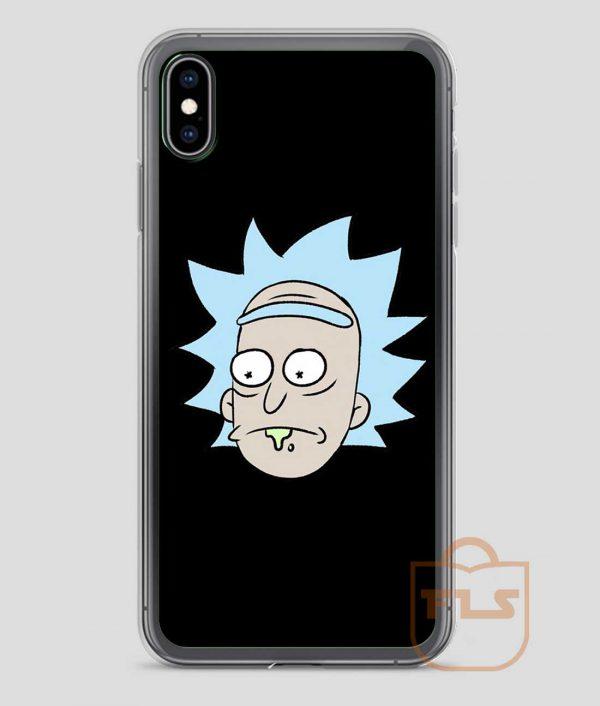 Rick-Sanchez-Ugly-iPhone-Case